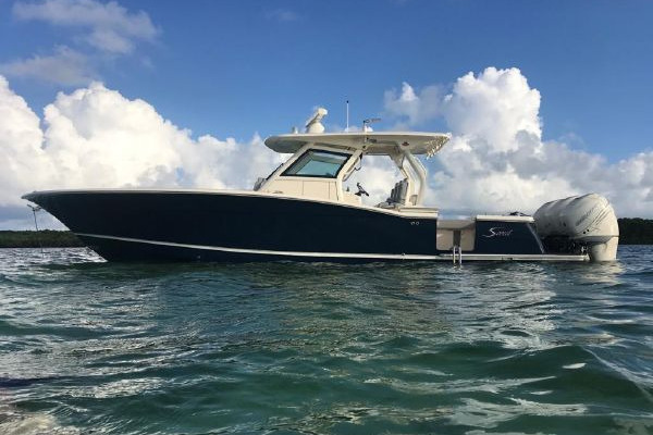 35-ft-Scout-2019-355 LXF- Miami Florida United States  yacht for sale