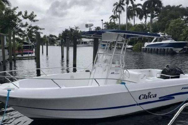 22-ft-Pro-Line-2002-22 Sport CC- Fort Lauderdale Florida United States  yacht for sale