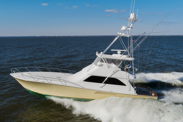 61' Viking 61convertible 2005 | Timeless