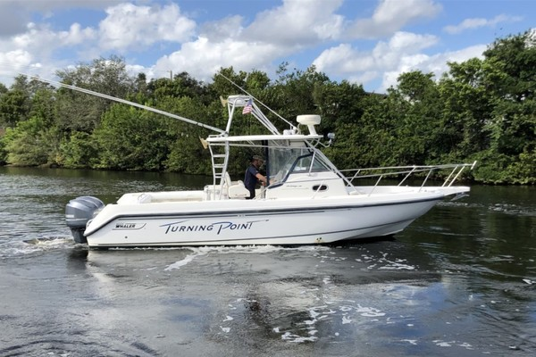 31' Boston Whaler 280 Outrage 2001 |
