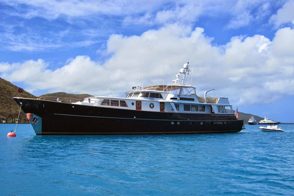 108' Burger Pilothouse Motor Yacht 1973 | Chanticleer