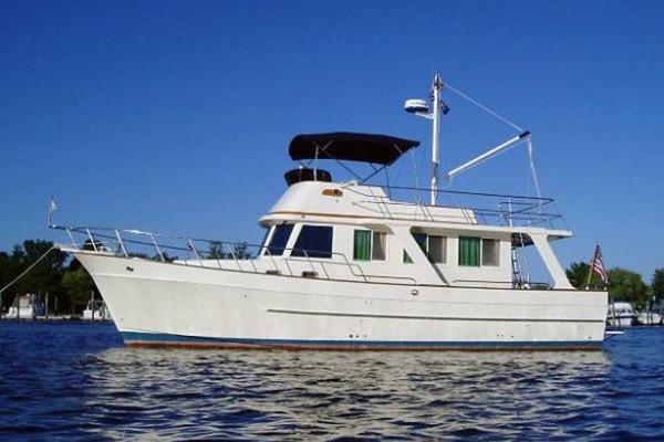 40' Mariner Orient Europa 2005 | Enterprise