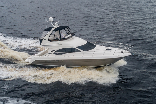 45' Sea Ray Sedan Bridge 2005 | Headquarters Ii