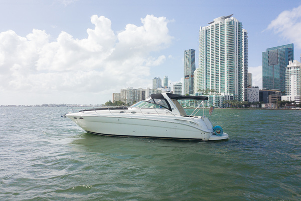 38' Sea Ray Sundancer 2003 |