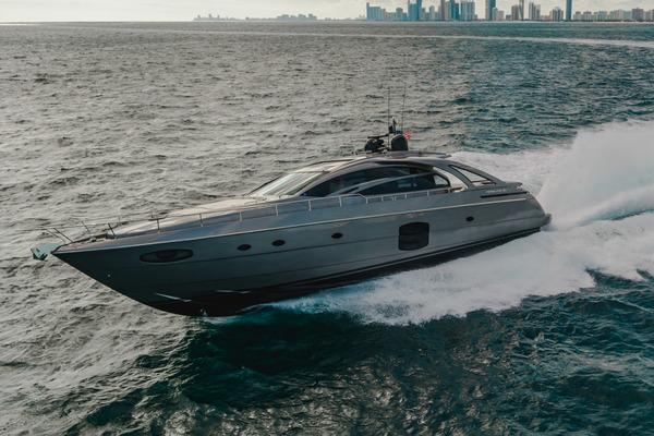 70' Pershing 70 Motor Yacht 2015 | Andiamo
