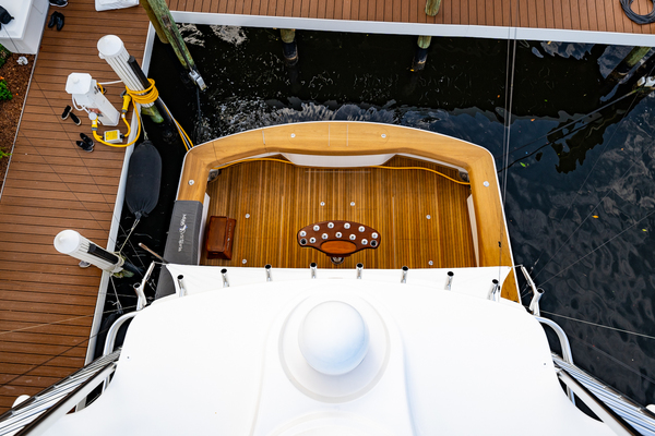 2020 Viking 80 ft 80 Convertible  - Miss Victoria