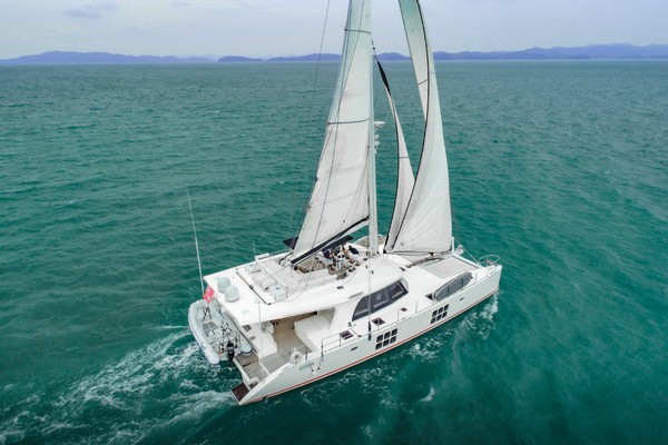 62' Sunreef Sunreef 58 2011 | In The Wind