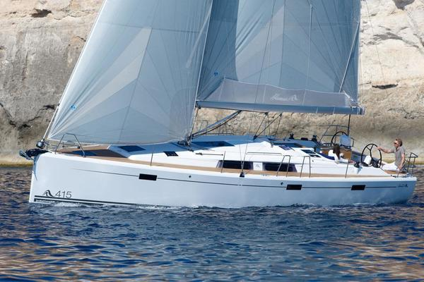 41-ft-Hanse-2014-415-KERRY JEAN Fort Lauderdale Florida United States  yacht for sale