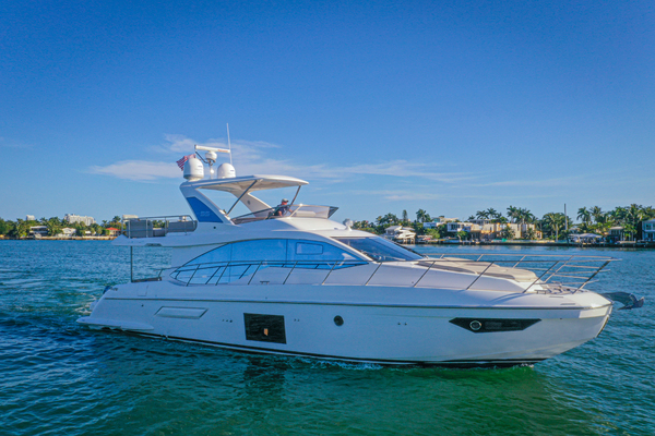 55' Azimut 55 Flybridge  2019 | All Good