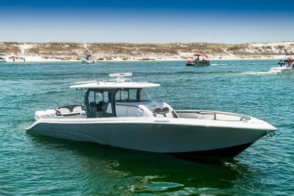 2019 Fountain 43 NX  Galati Yacht Sales Trade