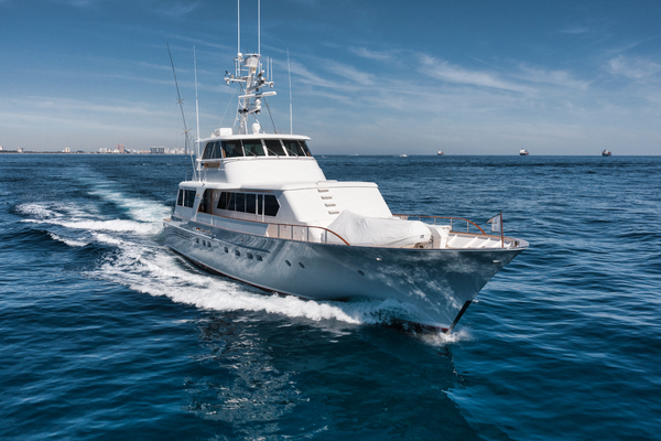 1977Feadship 85 ft Yacht Fisherman   Impetuous