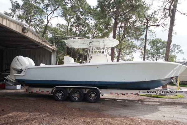 34-ft-SeaVee-2009-340B Center Console-Reel EnCounter Winter Haven Florida United States  yacht for sale