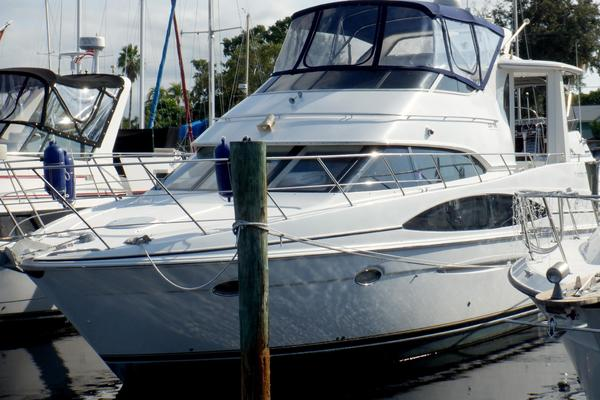 39' Carver 396 Aft Cabin My 2001 | Our Preference Ii