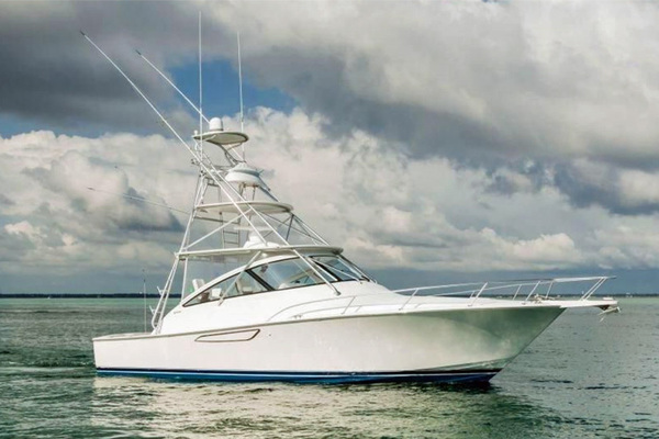 42' Viking 42 Open 2012 | Lady Blue Eyes
