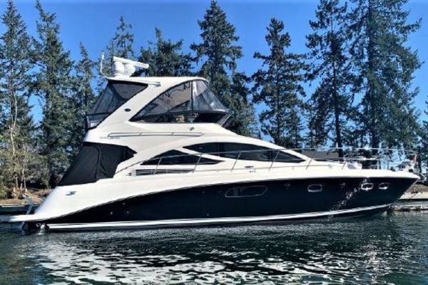 45' Sea Ray 450 Sedan Bridge 2012 | Kelly Ann