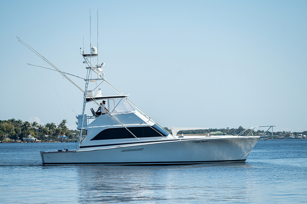 55' Ocean Yachts Super Sport 1990 | Blue Ridge Runner