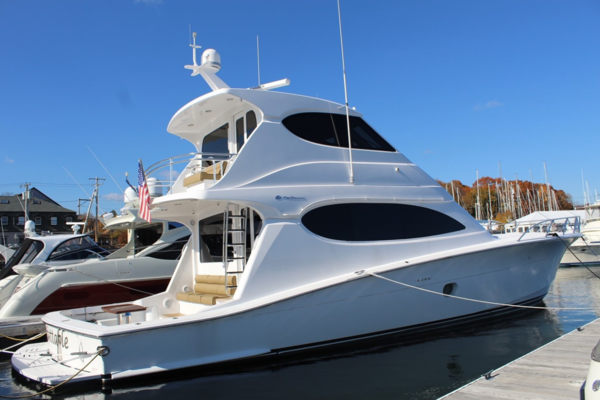 64' Hatteras 64 Enclosed Bridge 2008 | Unforgettable