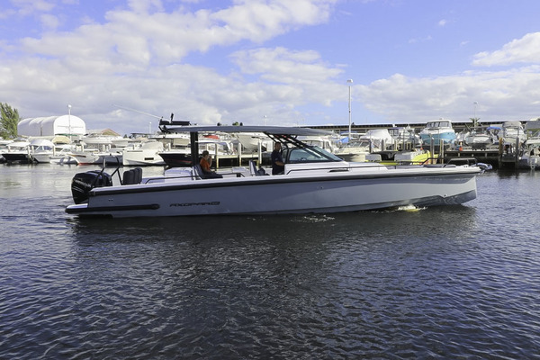 37-ft-Axopar-2021-37 Sun Top- Fort Lauderdale Florida United States  yacht for sale