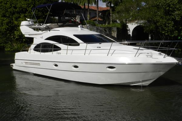 42-ft-Azimut-2005-42-WEEKENDER 3 Coral Gables Florida United States  yacht for sale