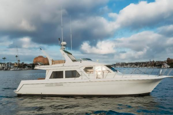 53-ft-Navigator-2000-53 Classic-Southern Cross Newport Beach  California United States  yacht for sale