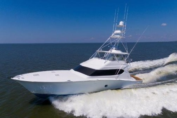 68' Hatteras Convertible 2005 | Sweet Liberty