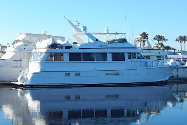 74' Hatteras Sport Deck Motor Yacht 1998 | I Got You