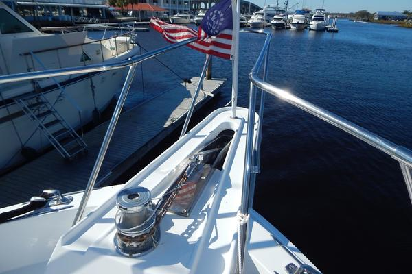 1998Hatteras 74 ft Sport Deck Motor Yacht   I GOT YOU