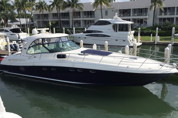 2004Sea Ray 50 ft 500 Sundancer   The Escape