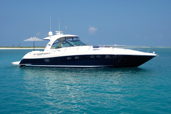 53' Sea Ray 500 Sundancer 2004 | The Escape