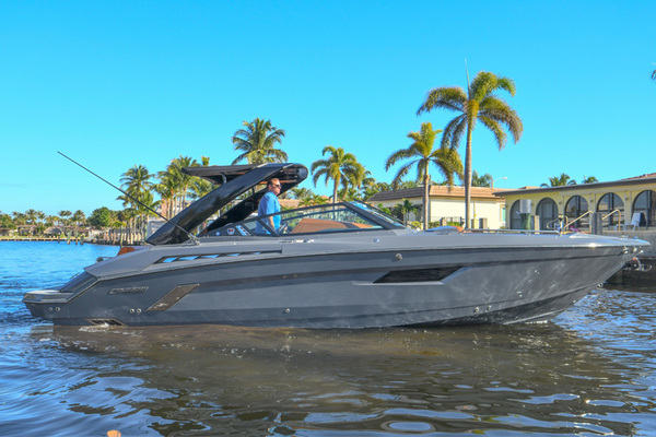 33-ft-Cruisers-2017-338 South Beach Bow Rider- Deerfield Beach Florida United States  yacht for sale