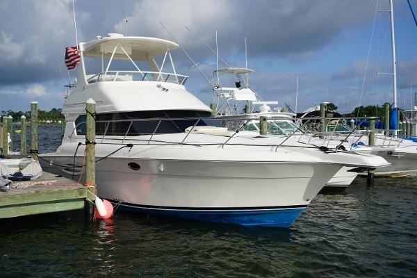 42' Silverton 42 Convertible 2003 | Our Compromise