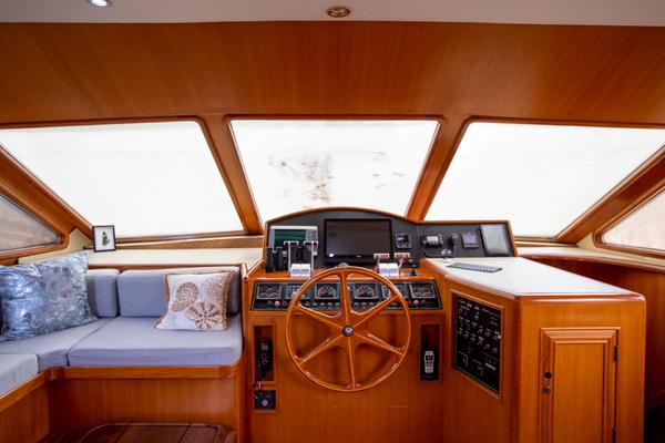2000Ocean Alexander 61 ft 610 Pilothouse   Name Reserved