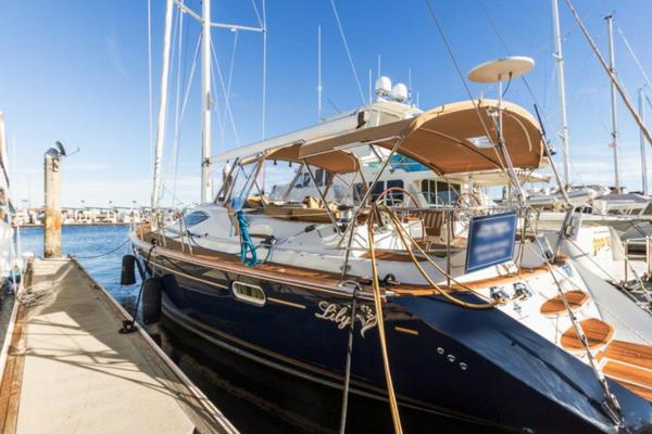 54-ft-Jeanneau-2003-54-Lily San Pedro California United States  yacht for sale