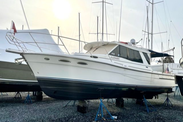 30-ft-Cutwater-2016-30 Sedan LE-GATSBY Deale Maryland United States  yacht for sale
