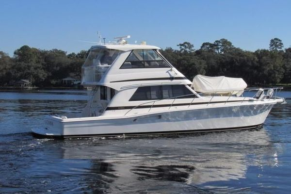 54' Riviera 48 2001 | Ocean Dream