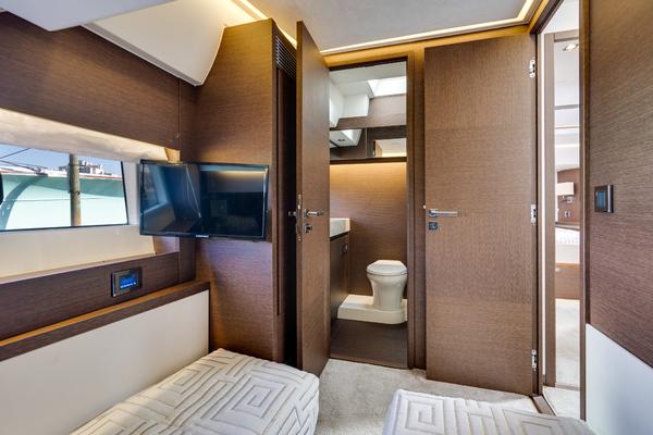 2017 63 Prestige 630FB   Galley