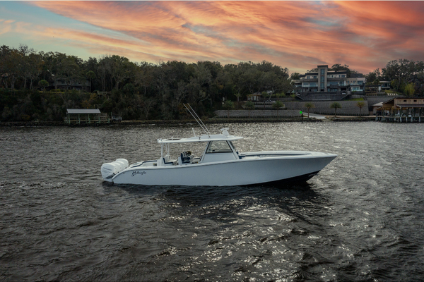2020 Yellowfin 42 Offshore Profile