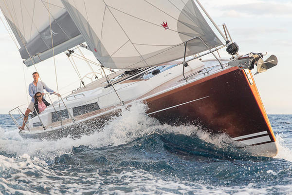 2022 Hanse 38 ft 388 -
