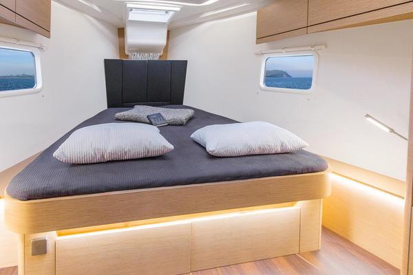 2022 Hanse 41 ft 418 -