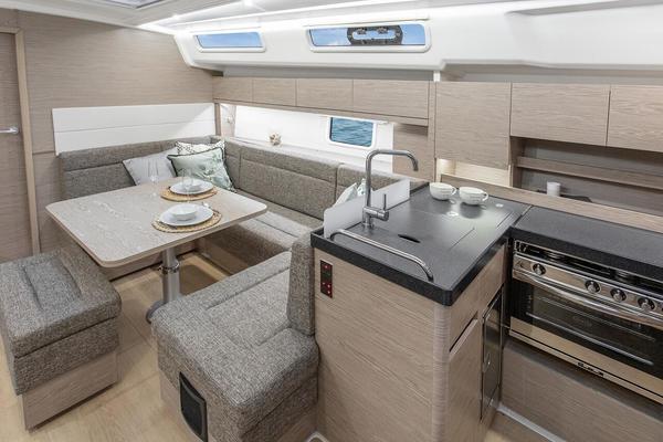 2022 Hanse 45 ft 458 -