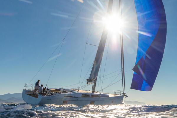 2022 Hanse 51 ft 508 -