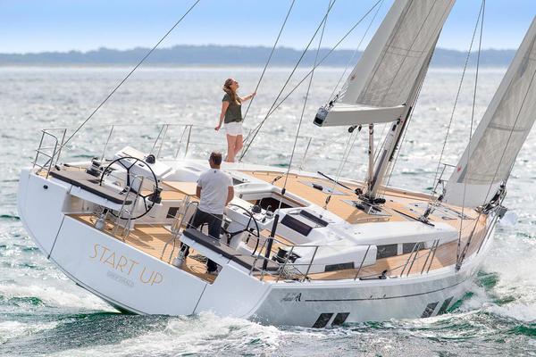 2022 Hanse 54 ft 548 -