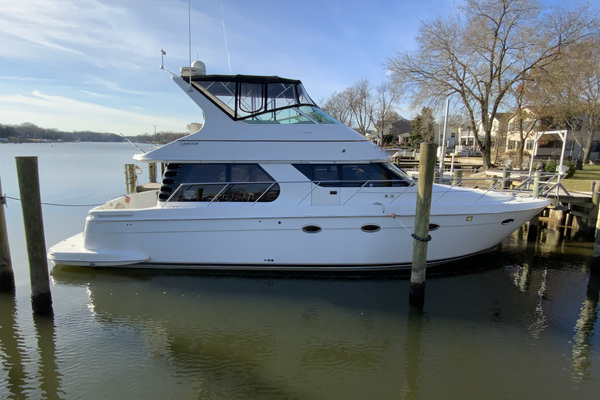 46' Carver 450 Voyager Pilothouse 2002 | Xoxo Ii