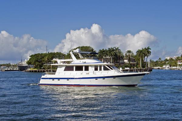 62' Offshore Yachts Flushdeck 2001 | Mimi