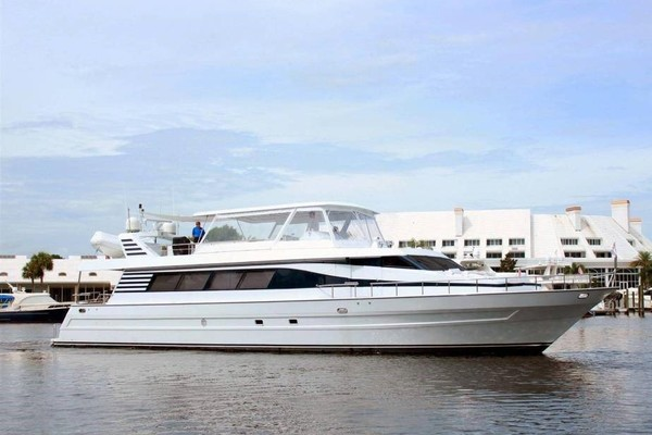 Tarrab 88 Motor Yacht
