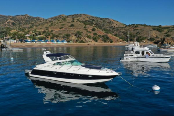 43-ft-Fairlie-1999-Targa 43-Xi Breeze Long Beach California United States  yacht for sale