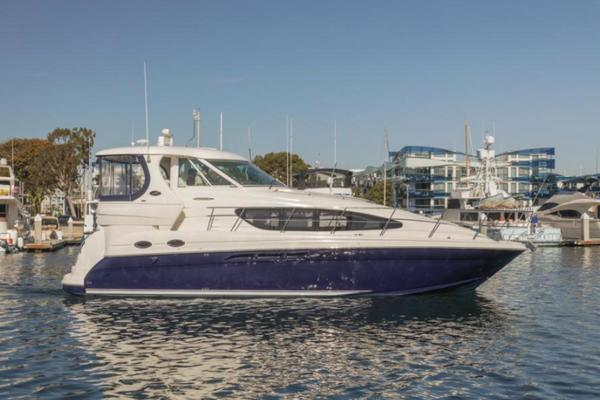 40-ft-Sea Ray-2006-40 MY-Off Duty Marina del Rey California United States  yacht for sale