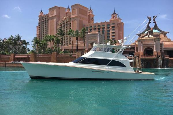 66' Ocean Yachts Convertible 1993 | Done Deal