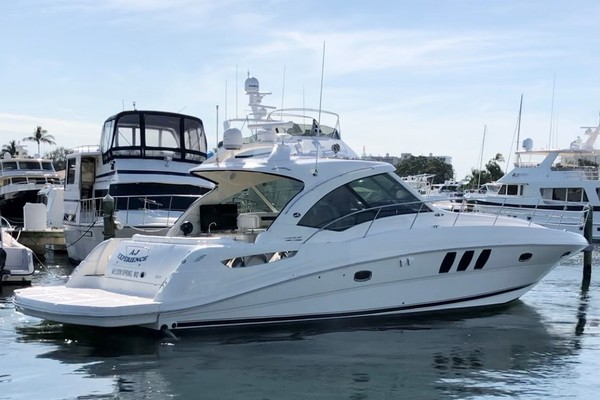 50' Sea Ray 48 Sundancer 2009 | No Name