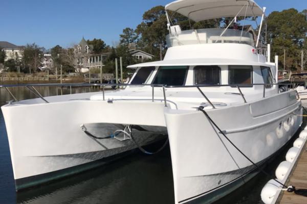 37-ft-Fountaine Pajot-2004-Maryland 37-Copa Cabana Wilmington North Carolina United States  yacht for sale